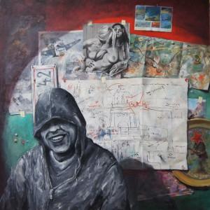 Pinnwand Kunstkalender 2014